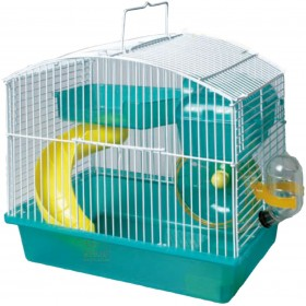 CAGE FOR HAMSTER RODENTS CM. 27 X 20 X 26