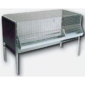 CAGE FOR CHICKS AND CHICKENS FATTENING CM. 100