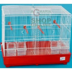 CAGE FOR BIRDS HATCHING 1 PLACES CM. 42X26X33H