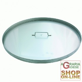 STAINLESS STEEL FLOAT DIAM. 69 CM. LT. 400
