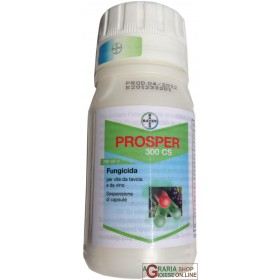 BAYER PROSPER 300 CS ANTIOID FUNGICIDE BASED ON SPIROXAMINE 30.6 ML. 250
