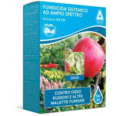 ADAMA Scirocco 125 EW Tetraconazole-based systemic fungicide ML. 100