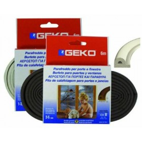 GEKO STRIP PARAFREDDO IN WHITE RUBBER MT. 6