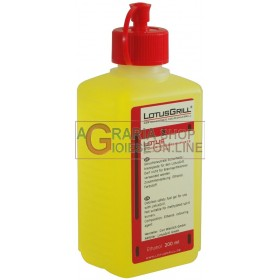 FUEL GEL FOR BARBECUE LOTUSGRILL ODORLESS ML. 200