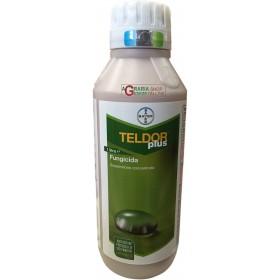 BAYER TELDOR PLUS SC500 LIQUID FUNGICIDE BASED ON fenexamide LT. 1