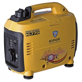 KIPOR IG770 INVERTER GENERATOR WATT 770 PORTABLE FOUR STROKE CAMPER WALKING MARKET