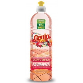 GENIO PIU DETERGENT FOR FLOORS BERRIES ml. 900