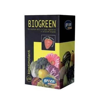 GEREEN BIOGREEN BIO-INDUCTOR STIMULANT OF VEGETATIVE DEVELOPMENT ml. 500