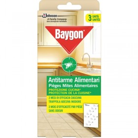 BAYGON KITCHEN ANTIFARME FOOD 3 PCS