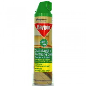 BAYGON KITCHEN COCKROACHES AND ANTS SPRAY 400 ML