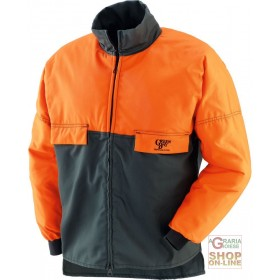 JACKET IN POLYESTER COTTON FOR THE USE OF CHAIN SAWS TG ML XL XXL XXXL