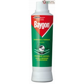 BAYGON POWDER GR. 250 COCKROACHES AND ANTS