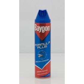 BAYGON SPRAY ML. 400 FLIES AND MOSQUITOES