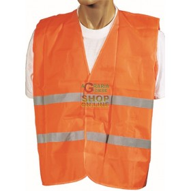 HIGH VISIBILITY VIGOR VEST EN-471 PROF YELLOW TG. ONLY