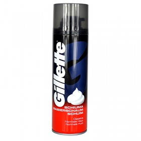 GILLETTE CLASSIC SHAVING FOAM ml. 300