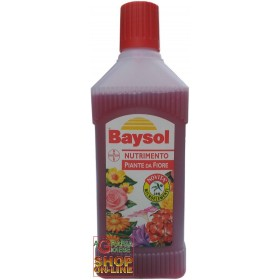BAYSOL LIQUID FERTILIZER FOR NUTRITION OF FLOWERING PLANTS ML.