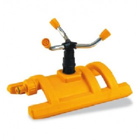 3-ARM SPACE SWIVEL ON SLED WITH AUTOMATIC ATTACHMENT