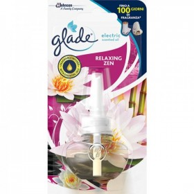 GLADE ESSENTIAL OIL ELECTRIC REFILL RELAXING ZEN ml.20