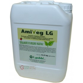 GOBBI AMIVEG LG NITROGEN ORGAN LIQUID FERTILIZER OF VEGETABLE