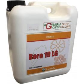 GOBBI BORO 10 LG MICROELEMENT BORON ETHANOLAMINE LT. 5