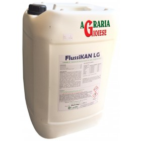 Gobbi FlussiKAN LG fertilizer for fertigation with nitrogen and calcium lt. 25