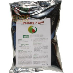 GOBBI IRONGLEP 7WPG IRON-BASED FERTILIZER WITH AMINO ACIDS AND PEPTIDES KG. 25