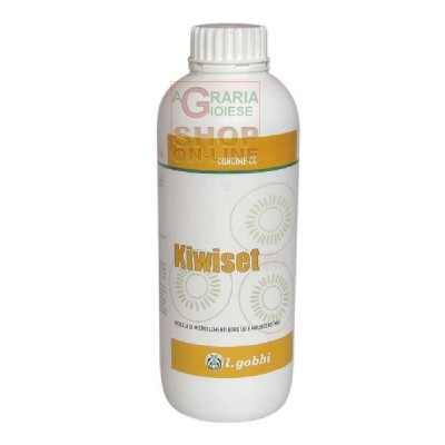 GOBBI KIWISET ORGANIC FOLIAR LIQUID FERTILIZER BASED ON BORON