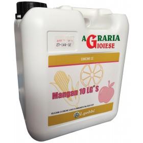 GOBBI MANGAN 10 LG S CONCIME BIOLOGICO A BASE DI MANGANESE KG.