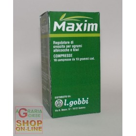 GOBBI MAXIM FITO GROWTH REGULATOR TUBE GR. 100