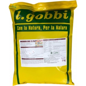 GOBBI MICROBLEND 21 PG Mixture of microelements boron copper iron manganese molybdenum and zinc with magnesium KG. 5