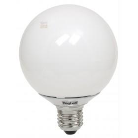 BEGHELLI LED LAMP 56081 GLOBE E27 W12 COLD LIGHT OPAL