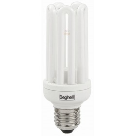 BEGHELLI LOW CONSUMPTION LAMP MOD. COMPACT E27 W23