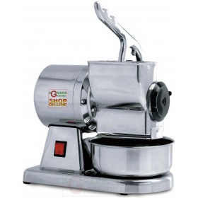 PROFESSIONAL ELECTRIC GRATER IN STAINLESS STEEL WITH ALUMINUM