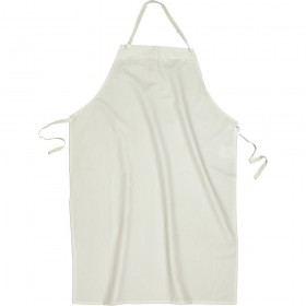 APRON LIGHT PVC 90X120 WHITE