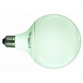 BEGHELLI LAMPADE FLUORESCENTI SFERA WATT 25