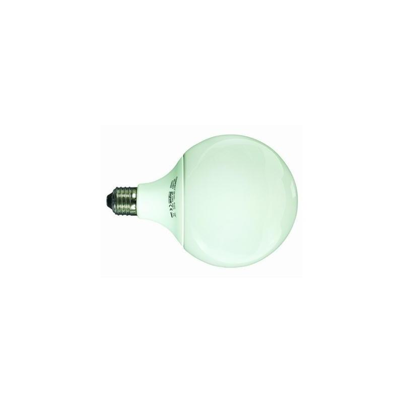 Beghelli lampade fluorescenti sfera watt