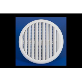VENTILATION GRIDS IN PLASTIC WITH SPRINGS DIAM. MM. 120-160
