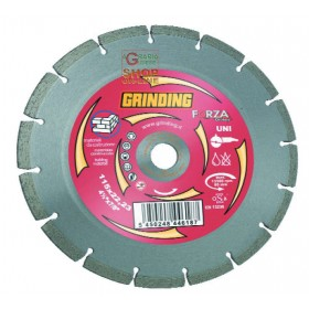GRINDING DIAMOND DISC FOR GRANITE MARBLE AND TILES MM. 115