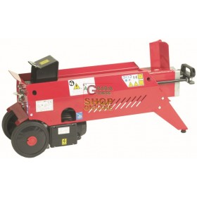 BELL PROFESSIONAL FOUR TONNES WOODY 40 HORIZONTAL LOG SPLITTER