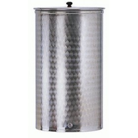 BELVIVERE STAINLESS STEEL CONTAINER 18/10 AISI 316 FOR FOOD LT. 500