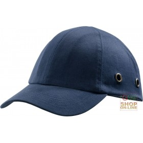 100% COTTON PROTECTIVE CAP WITH BLUE COLOR PROTECTIVE CAP