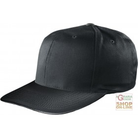 100% COTTON PROTECTIVE HAT WITH INTERNAL PROTECTIVE CAP IN POLYPROPYLENE