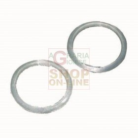 ALUMINUM GASKET FOR DN GAS PIPES. 20