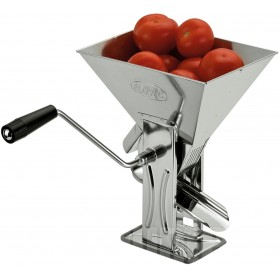 GULLIVER TOMATO SAUCER STAINLESS STEEL MANUAL TOMATO SQUEEZER TIC TAC MOVEMENT