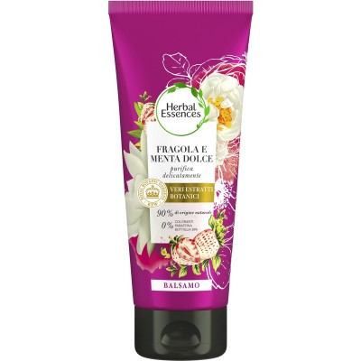 HERBAL ESSENCES STRAWBERRY AND SWEET MINT BALM 200 ML