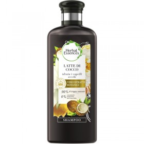 HERBAL ESSENCES SHAMPOO COCONUT MILK 250 ML