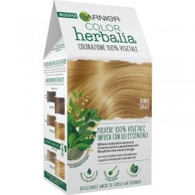 HERBALIA COLOR COLORAZIONE POLVERE 100% VEGETALE BIONDO DORATO