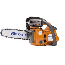 HUSQVARNA CHAINSAW T425 BAR CARVING
