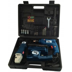 BEST-QUALITY SET 3 POWER TOOLS DRILL TR500 - GRINDER SM115 -