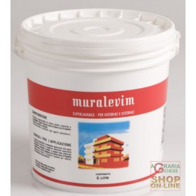 MURALEVIM WASHABLE WATER-BASED PAINT LT. 5